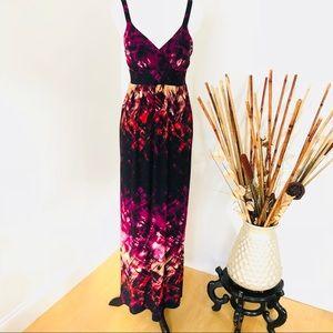 Olivia Mathew Sleeveless Long Dress. size: 6